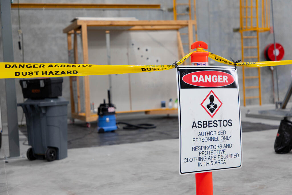 Which asbestos training course do I need?