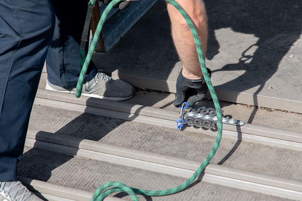Roof Safety System Anchor Point_IMG