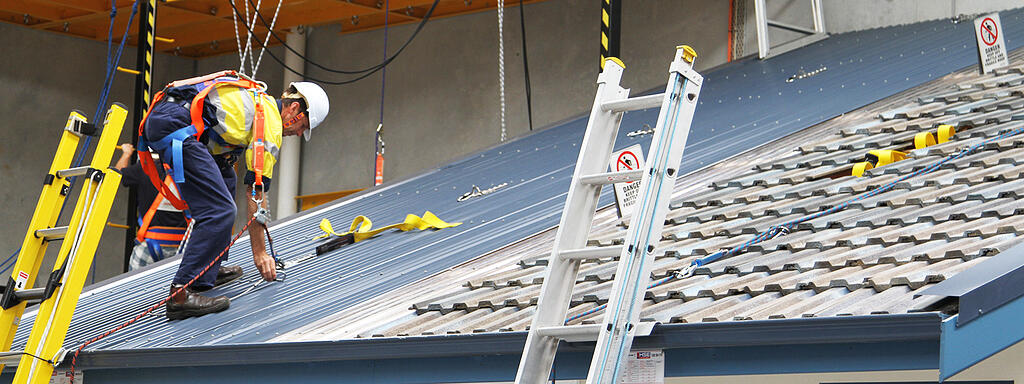 Work Safely at Heights Training Course | September Course Dates