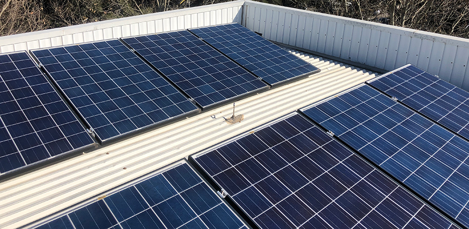Are Solar Panels Compromising Your Height Safety System?