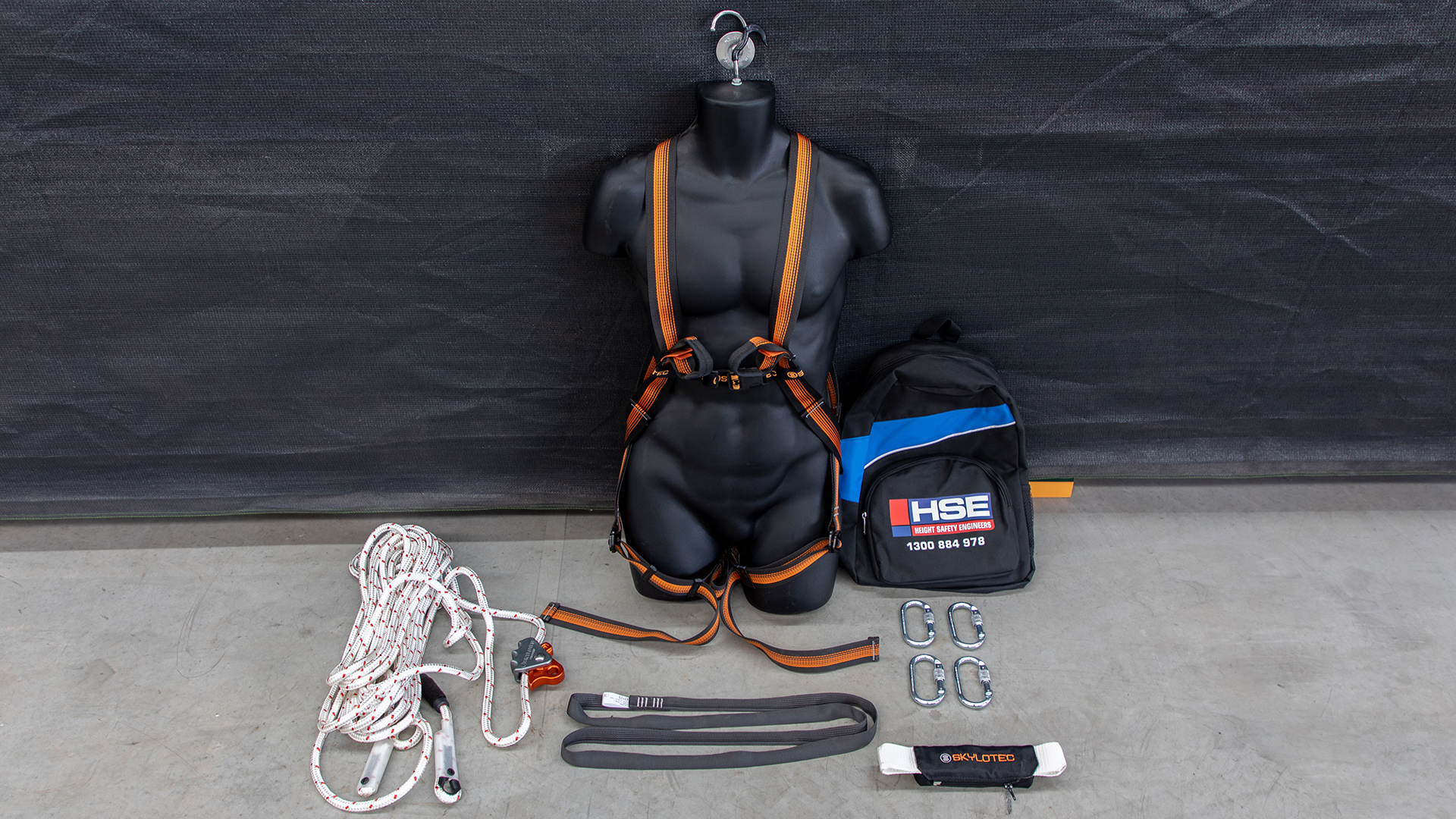 Roofer's Kit Explained: How to Work Safely at Heights