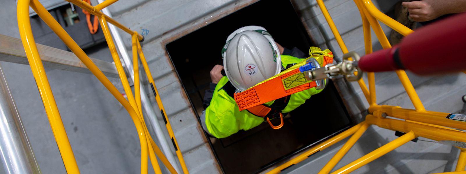 Confined Space Training Courses | September Course Dates